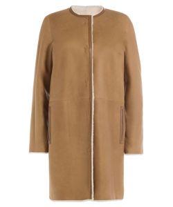 Yves Salomon | Reversible Sheepskin Coat Gr. Fr 38