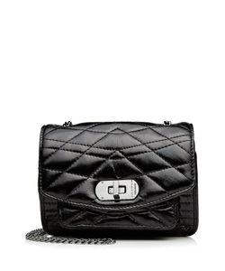 Zadig & Voltaire   Quilted Leather Shoulder Bag Gr. One