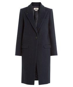 Zadig & Voltaire   Coat With Wool Gr. Xs