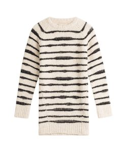 Zadig & Voltaire   Striped Pullover With Wool And Alpaca Gr. Xs
