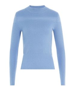 Carven | Pullover With Wool Gr. S