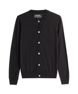 A.P.C. | Wool-Silk Cardigan Gr. M