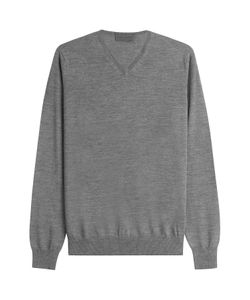 IRIS VON ARNIM | Virgin Wool Pullover Gr. M