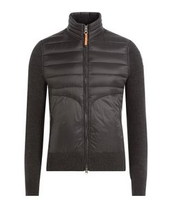 Parajumpers | Jacket With Cotton Merino Wool And Down Filling Gr. S