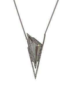 Alexis Bittar | Pendant Necklace With Crystals Gr. One