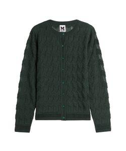 Missoni | Textured Wool-Blend Cardigan Gr. It 40
