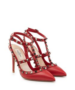 Valentino | Rockstud Leather Pumps Gr. It 39
