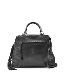 Henry Beguelin | Leather Tote With Tassel Gr. One