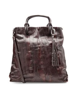 Henry Beguelin | Leather Tote With Embellished Tassel Gr. One