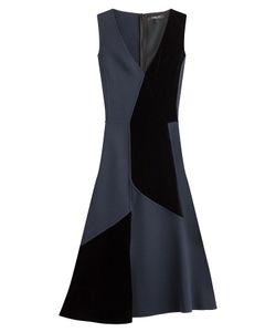 Derek Lam | Patchwork Wool Dress Gr. It 44