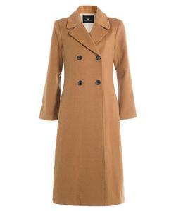 Day Birger Et Mikkelsen | Wool Coat With Cashmere Gr. De 40