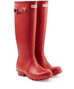 Hunter   Tall Wellington Boots Gr. Uk 3