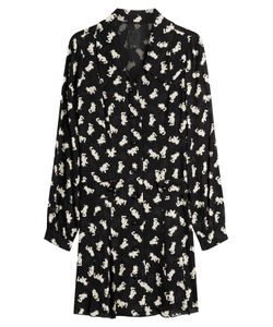 Anna Sui | Cat Print Dress Gr. Us 0
