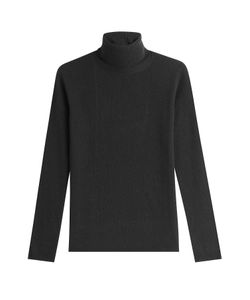Max Mara | Virgin Wool Turtleneck Pullover With Cashmere Gr. S