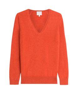Claudia Schiffer for TSE | Cashmere Pullover Gr. M