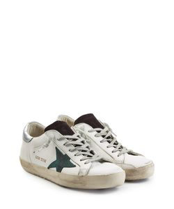 Golden Goose | Super Star Leather Sneakers Gr. Eu 42
