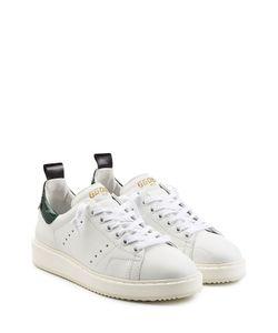 Golden Goose | Starter Leather Sneakers Gr. Eu 40