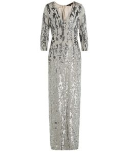 Jenny Packham | Embellished Silk Gown Gr. Uk 10