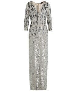 Jenny Packham | Embellished Silk Gown Gr. Uk 10