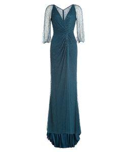 Jenny Packham   Beaded Evening Gown Gr. Uk 14