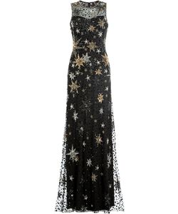 Jenny Packham | Embellished Floor Length Gown Gr. Uk 8