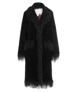 Saks Potts | Fur Coat With Fringe Gr. 1