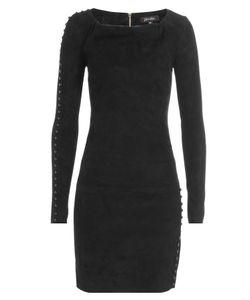 Jitrois | Suede Mini Dress Gr. Fr 40