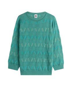 Missoni | Wool Blend Pullover Gr. S
