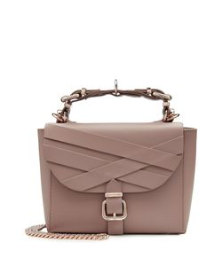 Marina Hoermanseder | Leather Shoulder Bag Gr. One