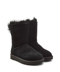 UGG Australia | Suede Boots With Fur Lining Gr. Us 6