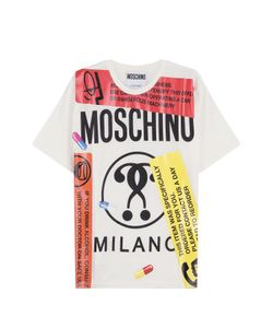 Moschino | Printed T-Shirt Gr. S