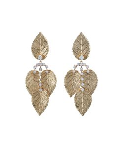 Kenneth Jay Lane | Embellished Earrings Gr. One