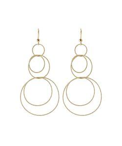 Carolina Bucci | 18 Carat Overlapping Hoop Earrings Gr. One