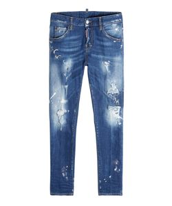 Dsquared2 | Distressed Skinny Jeans Gr. It 40