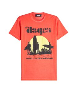 Dsquared2 | Printed Cotton T-Shirt Gr. Xl