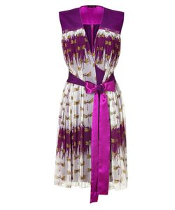 Sophie Theallet | Deep Orchid Dragonfly Dress For Gr. 40