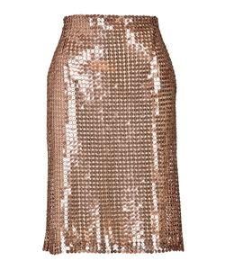 Marios Schwab | Sequined Pencil Skirt Gr. Uk 10