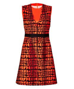 Roksanda Ilincic | Patterned Cocktail Dress Gr. Uk 6