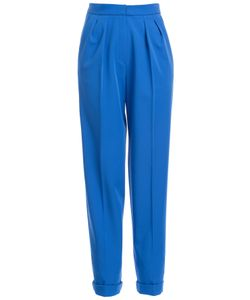 Roksanda Ilincic | Staunton Wool Trousers Gr. Uk 10