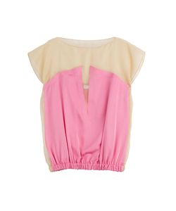 Vionnet | Top With Silk Chiffon Gr. It 38