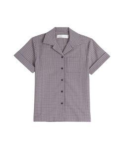 Victoria Beckham Denim | Checked Shirt Gr. Uk 6