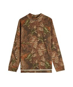 YEEZY | Printed Cotton Top Gr. M