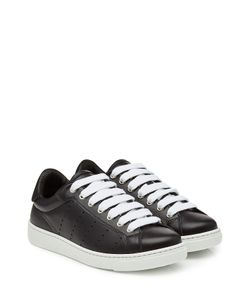 Dsquared2 | Leather Sneakers Gr. It 36.5
