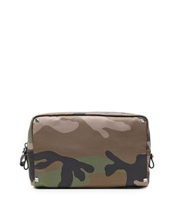 Valentino | Printed Wash Bag With Rockstuds Gr. One