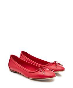 Salvatore Ferragamo   Leather Ballerinas Gr. Us 7.5