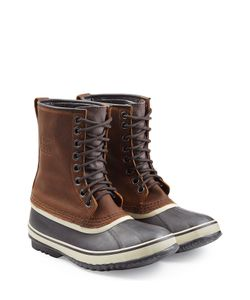 Sorel | Leather/Rubber All-Weather Boot Gr. Us 10