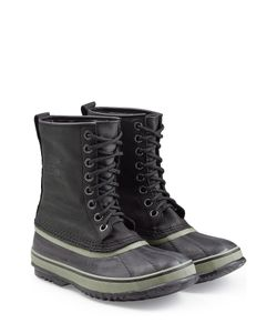 Sorel | Leather/Rubber All-Weather Boot Gr. Us 9