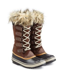 Sorel | Joan Of Arctic Tall Boots With Faux Fur Gr. Us 5