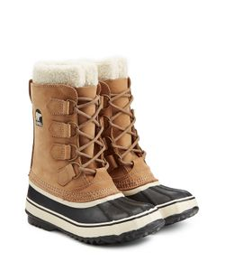 Sorel | Tivoli Ii Suede And Rubber Short Boots Gr. Us 5