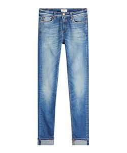 Closed | Cropped Straight Leg Jeans Gr. 25